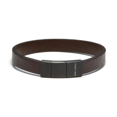 Sem Lewis Bakerloo Bakerstreet Armband SL210023 (Lengte: 21.00 cm)