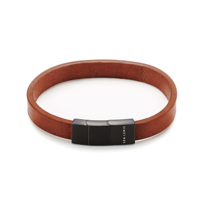 Sem Lewis Bakerloo Bakerstreet Armband SL210024 (Lengte: 21.00 cm)