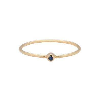 ANNA + NINA Birthstone Ring 19-3M908025G