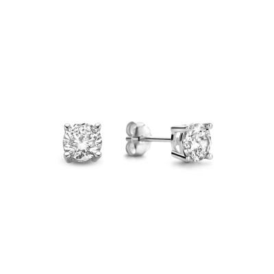 Selected Jewels Mila Elodie 925 sterling zilveren oorknoppen SJ0302179