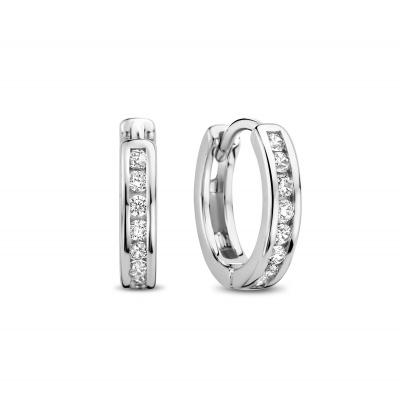 Selected Jewels Mila Elodie 925 sterling zilveren creolen SJ1317737