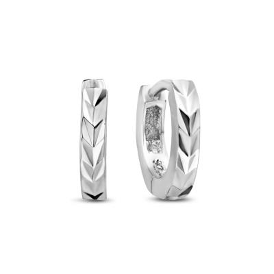 Selected Jewels Léna Claire 925 sterling zilveren creolen SJ1325051