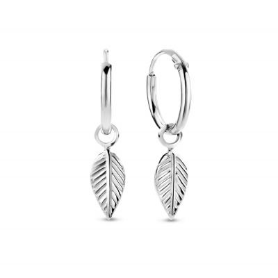 Selected Jewels Julie Lucie 925 sterling zilveren creolen SJ1326167