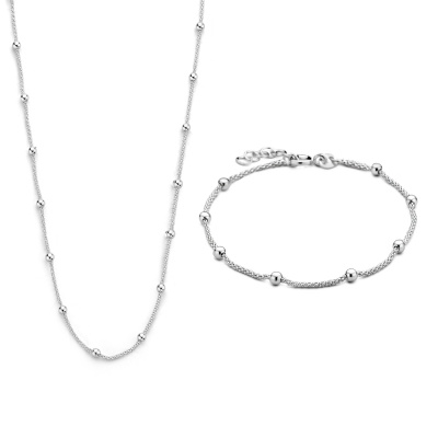 Selected Jewels Lily Necklace SJSET1021137