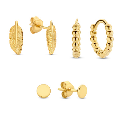 Selected Jewels Lily Earring SJSET2100894