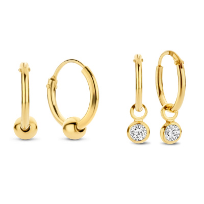Selected Jewels Lily Earring SJSET2100899