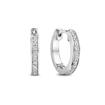 Selected Jewels Mila Elodie 925 sterling zilveren creolen SJSS19047