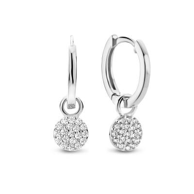 Selected Jewels Mila Elodie 925 sterling zilveren creolen SJSS19077