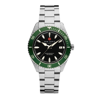 Sem Lewis Lundy Island Diver watch SL1100073