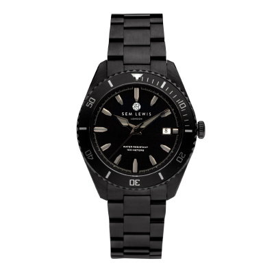 Sem Lewis Lundy Island Diver watch SL1100075
