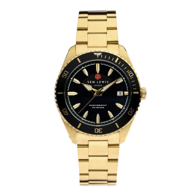 Sem Lewis Lundy Island Diver watch SL1100076