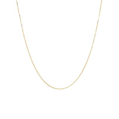 ANNA + NINA Disco Jungle Necklace 20-2M903004GP