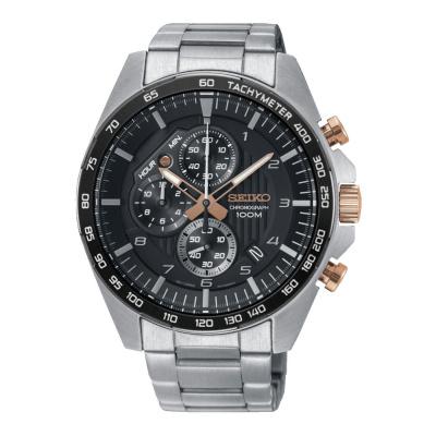 Seiko Chronograaf Watch SSB323P1