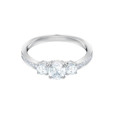 Swarovski Attract Ring swarovski-triology-white-ring