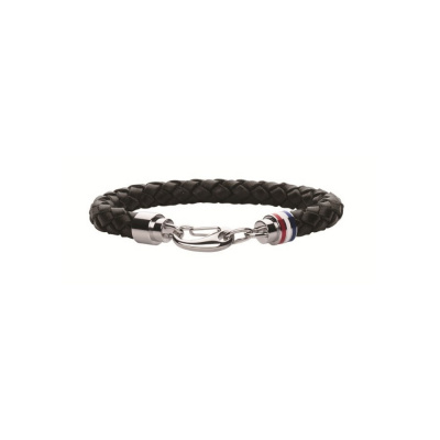 Tommy Hilfiger Armband Leather Cord/Chain TJ2700510