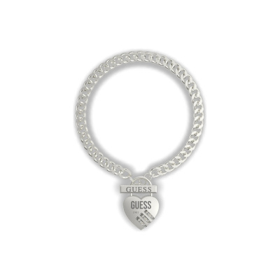 GUESS Lock Me Up Armband UBB20056-S