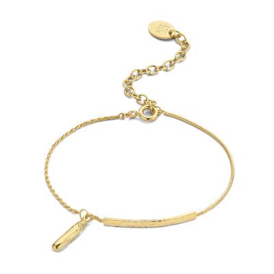 Violet Hamden Sisterhood Bracelet VH12029 (Size: 15-19.50 cm)