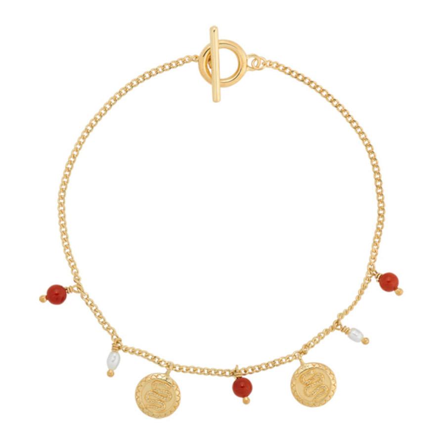 Bilde av ANNA + NINA Fou d'Amour Bracelet 19 1M907003GP (Size: 17 cm)