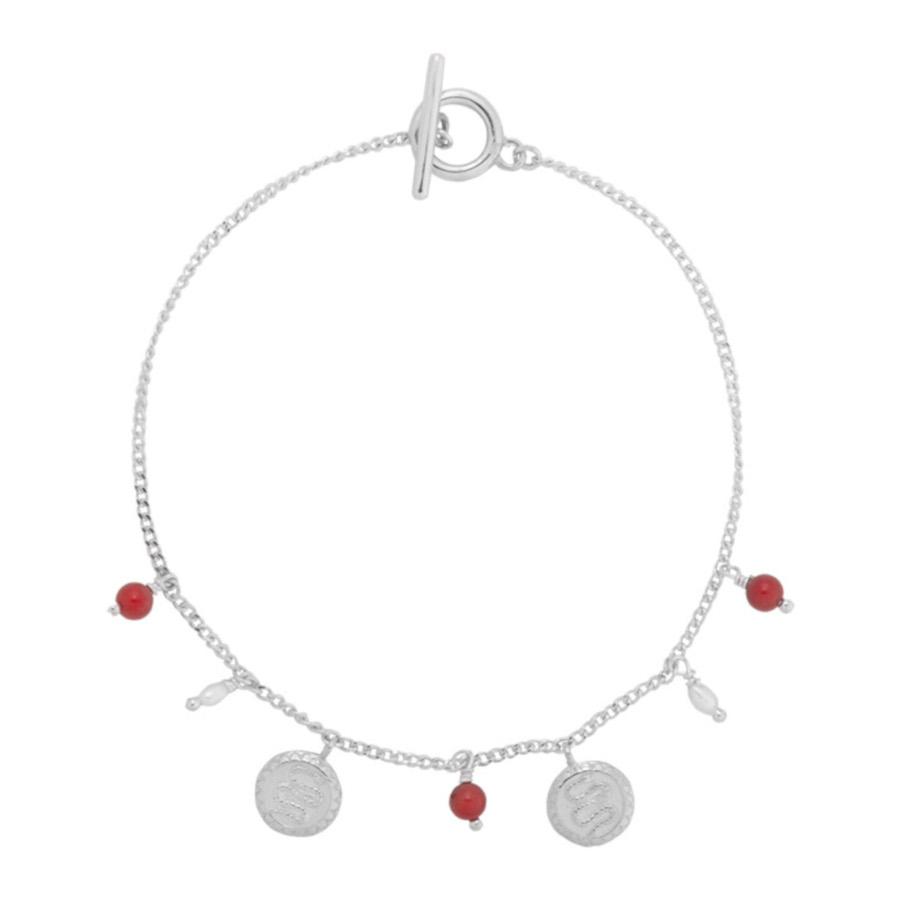 Bilde av ANNA + NINA Fou d'Amour Bracelet 19 1M907003S (Size: 17 cm)