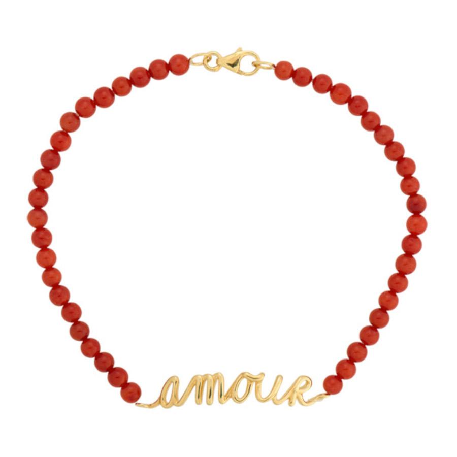 Bilde av ANNA + NINA Fou d'Amour Bracelet 19 1M907004GP (Size: 17 cm)